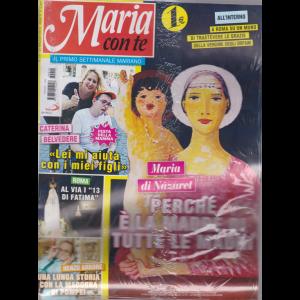 Maria Con Te -n. 19 - 12 maggio 2019 - settimanale