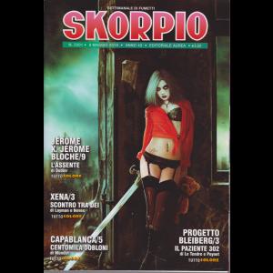 Skorpio - n. 2201 - 9 maggio 2019 - settimanale di fumetti
