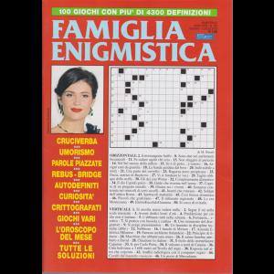 Famiglia Enigmistica - n. 195 - bimestrale - giugno - luglio 2019 -