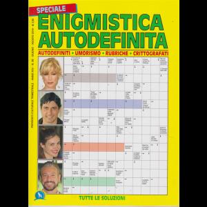 Speciale Enigmistica autodefinita - n. 98 - trimestrale - giugno - agosto 2019