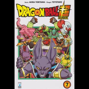 Dragon Ball super - n. 7 - mensile - maggio 2019 - edizione italiana