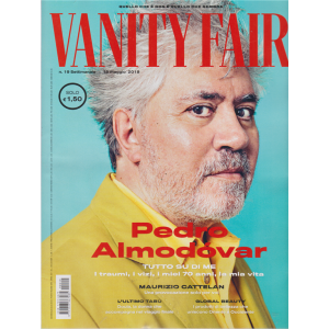 Vanity Fair - n. 19 - settimanale - 15 maggio 2019 -