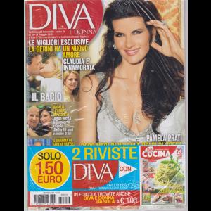 Diva E Donna+ - Cucina - n. 19 - 14 maggio 2019 - settimanale femminile - 2 riviste