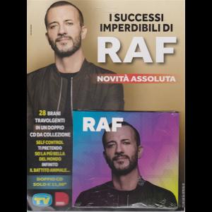 Cd Sorrisi Speciale - Raf -n. 12 - settimanale - 3/5/2019 - doppio cd