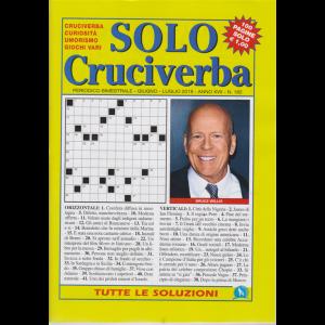 Solo Cruciverba - n. 182 - bimestrale - giugno - luglio 2019 - 100 pagine