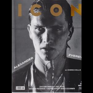 Icon - n. 51 - maggio 2019 - mensile - Alexander Zverev