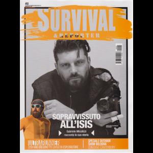 Survival & Reporter - - n. 3 - bimestrale - maggio - giugno 2019 -