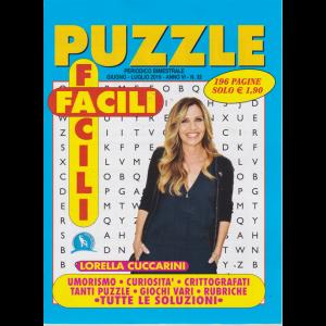 Puzzle Facili Facili - n. 32 - bimestrale - giugno - luglio 2019 - 196 pagine - Lorella Cuccarini