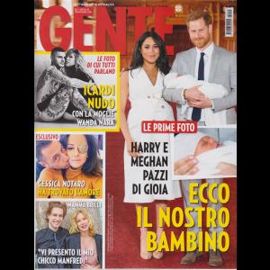 Gente - n. 19 - 18/5/2019 - settimanale di attualità