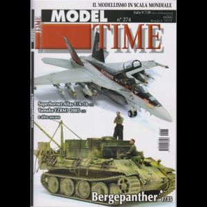 Model Time - n. 274 - mensile - maggio 2019 -