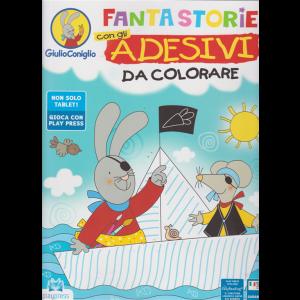 Giulio Coniglio Fanta storie - n. 4 - maggio - giugno 2019 - bimestrale