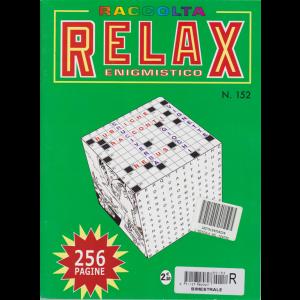Raccolta Relax enigmistico - n. 152 - bimestrale - 256 pagine