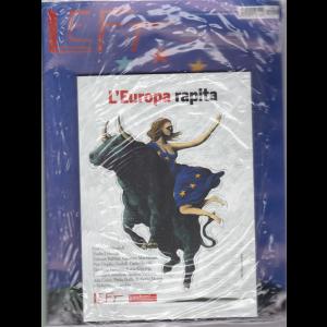 Left Avvenimenti - + il libro L'Europa rapita - n. 19 - settimanale - 10 maggio 2019 - 16 maggio 2019