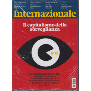 Internazionale - n. 1306 - settimanale - 10/16 maggio 2019 - + la rivista il libraio