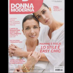 Donna Moderna - n. 21 - settimanale - 9 maggio 2019 -