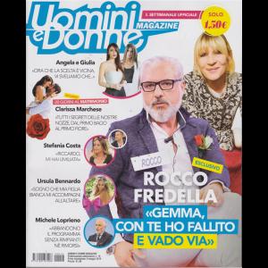 Uomini E Donne Magazine - n. 16 - settimanale - 9 maggio 2019 -
