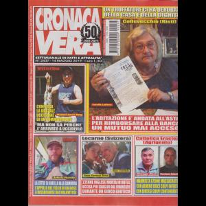N.Cronaca Vera - n. 2437 - 14 maggio 2019 - settimanale di fatti e attualità
