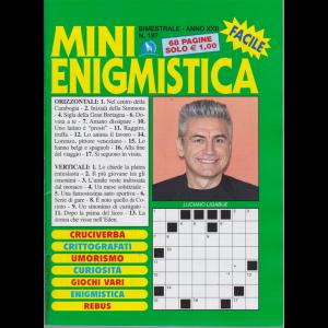 Mini Enigmistica facile - n. 197 - bimestrale - giugno - luglio 2019 - 68 pagine -