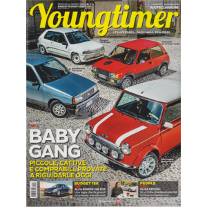 Abbonamento Youngtimer (cartaceo  bimestrale)