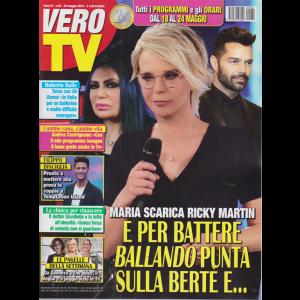 Vero Tv - n. 20 - 20 maggio 2019 - settimanale