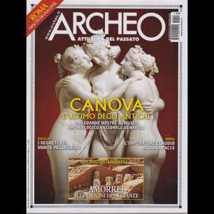 Archeo - n. 411 - mensile - maggio 2019