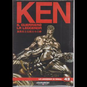 Ken Il Guerriero Dvd - La Leggenda Di Raoul - n. 43 -
