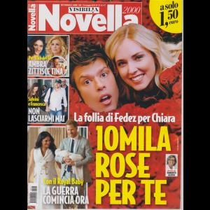 Novella 2000 - n. 21 - 15 maggio 2019 - settimanale