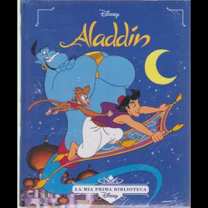 La mia prima biblioteca Disney - Aladdin - n. 7 - settimanale -