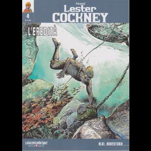 Albi Avventura - Franz Lester Cockney - L'eredità - n. 4 - settimanale -