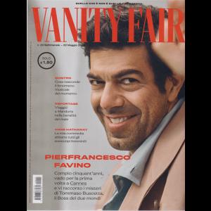 Vanity Fair -n. 20 - settimanale - 22 maggio 2019 -
