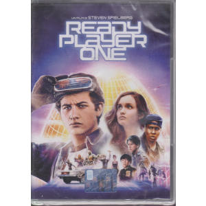 I Dvd Fiction Sorr.2 - Ready Player One - n. 9 - settimanale - marzo 2019