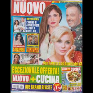 Settimanale Nuovo + - Nuovo Cucina - n. 20 - 23 maggio 2019 - 2 riviste