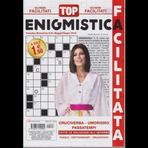 Top Enigmistica Facilitata - n. 7 - bimestrale - maggio - giugno 2019 -