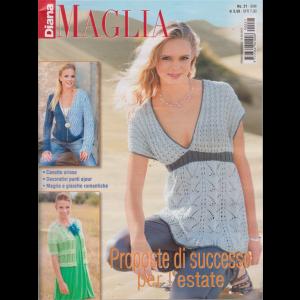Diana Maglia - n. 21 - bimestrale - 16/5/2019 -