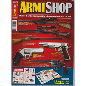 Armi Shop - n. 6 - mensile - giugno 2019 -