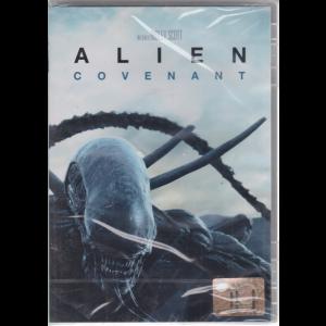 I dvd kids di Sorrisi 12 - Alien covenant - settimanale - 14/5/2019