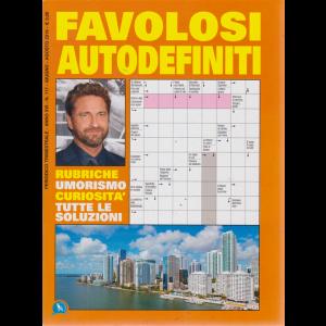 Favolosi  Autodefiniti - trimestrale - n. 117 - giugno - agosto 2019 -