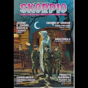 Skorpio - n. 2202 - 16 maggio 2019 - settimanale di fumetti