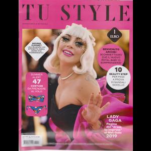 Tu Style - n. 21 - settimanale - 14 maggio 2019 -