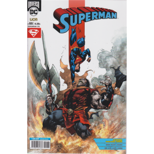 Superman Magazine - n. 170 - 7 aprile 2019 - quindicinale