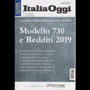 Guida Italia Oggi - Modello 730 E Redditi 2019 - n. 8 - 8 maggio 2019 -