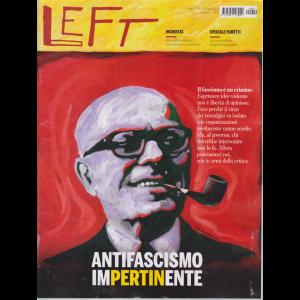 Left Avvenimenti - n. 20 - 17 maggio 2019 - 23 maggio 2019 -