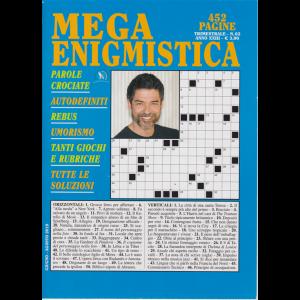 Mega Enigmistica - n. 63 - trimestrale - giugno - agosto 2019 - 452 pagine