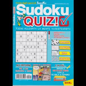 Sudoku Quiz - n. 21 - maggio - giugno 2019 - bimestrale