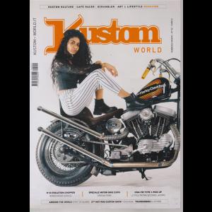 Kustom World - n. 52 - febbraio/marzo 2019 - bimestrale