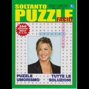 Soltanto Puzzle Facili - n. 62 - trimestrale - giugno - agosto 2019 - 260 pagine -