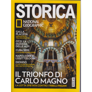 Storica - National Geographic - n, 124 - giugno 2019 - mensile