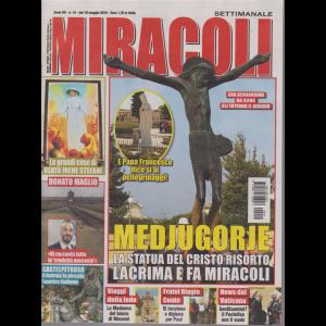Miracoli - n. 14 - 18 maggio 2019 - settimanale -