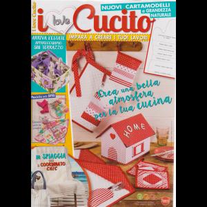 I Love Cucito  Extra - n. 23 - bimestrale - maggio - giugno 2019 -