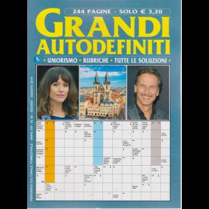 Grandi Autodefiniti - n. 52 - trimestrale - giugno - agosto 2019 - 244 pagine